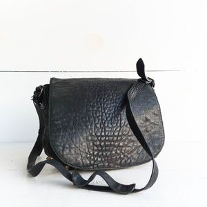 Alexander Wang Studded Purse in Black Leather